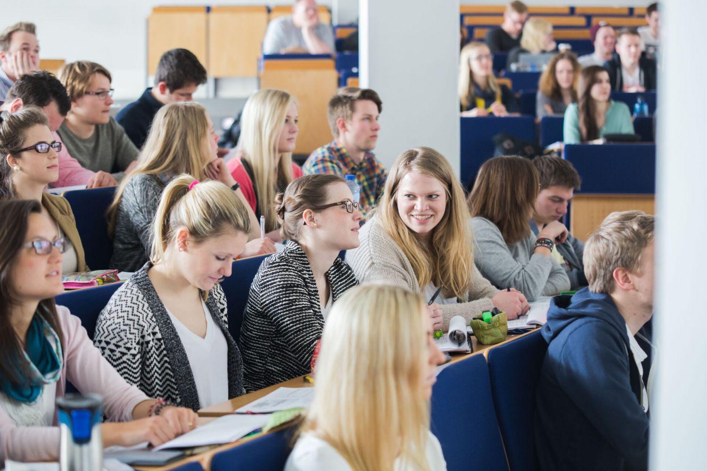 Heute sind 15.408 Studierende an der FH Münster eingeschrieben. (Foto: ctrick.de)