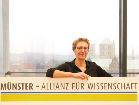 Dr. Ulrike Blanc kennt die Allianz für Wissenschaft wie ihre Westentasche.