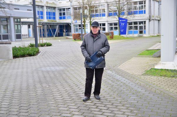 Prof. Dr. Horst Altenburg hat die Kooperationen zwischen unserem Fachbereich Chemieingenieurwesen und polnischen Universitäten maßgeblich geprägt. (Foto: Frederik Tebbe)