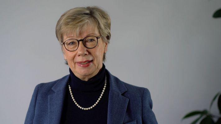 Prof. Dr. Ute von Lojewski - Präsidentin der FH Münster