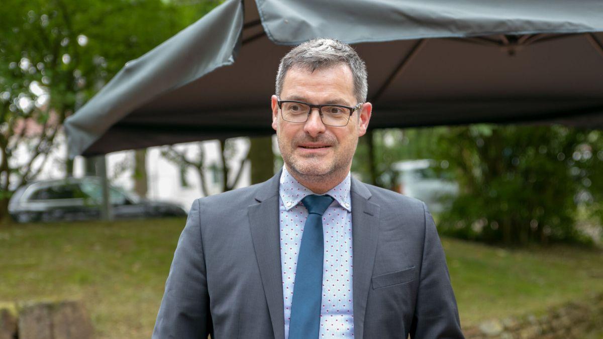 Prof. Dr. Sascha Skorupka (Foto: Foto: FH Münster/Dzemila Muratovic)