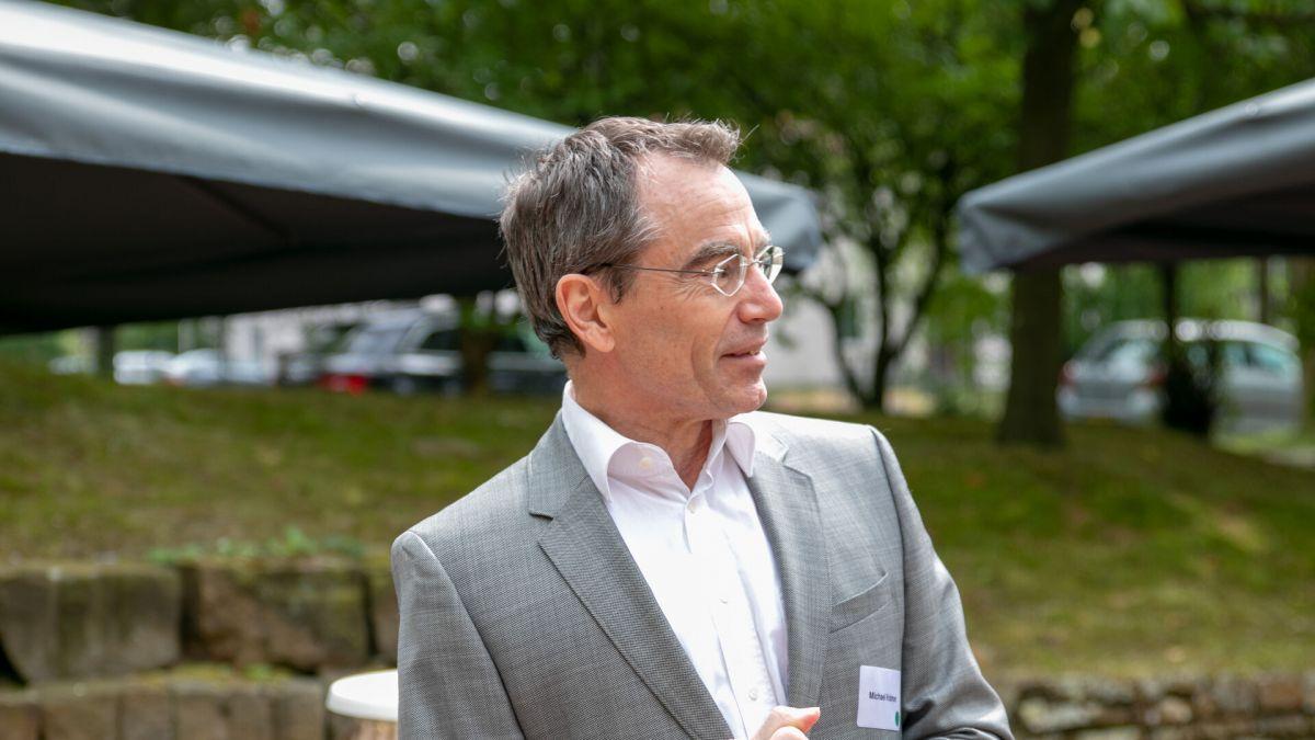 Prof. Dr. Michael Krämer (Foto: Foto: FH Münster/Dzemila Muratovic)