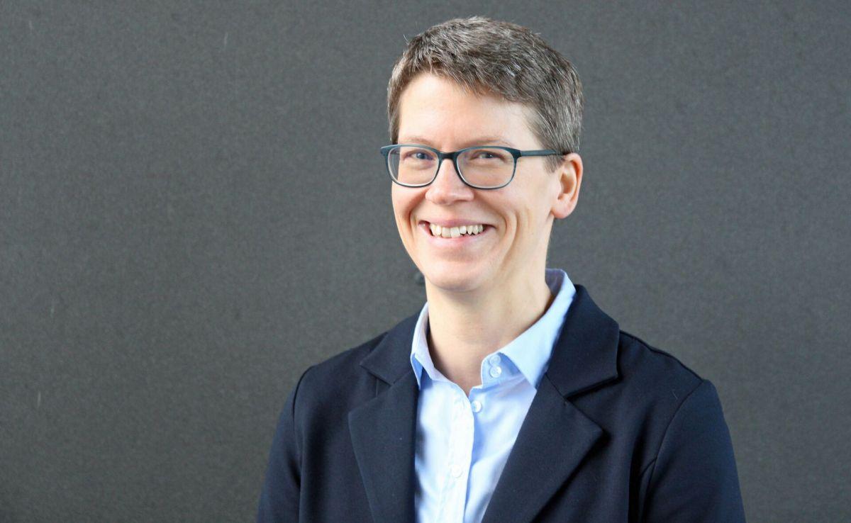 Prof. Dr. Nina Michaelis  (Foto: FH Münster/Milana Mohr)