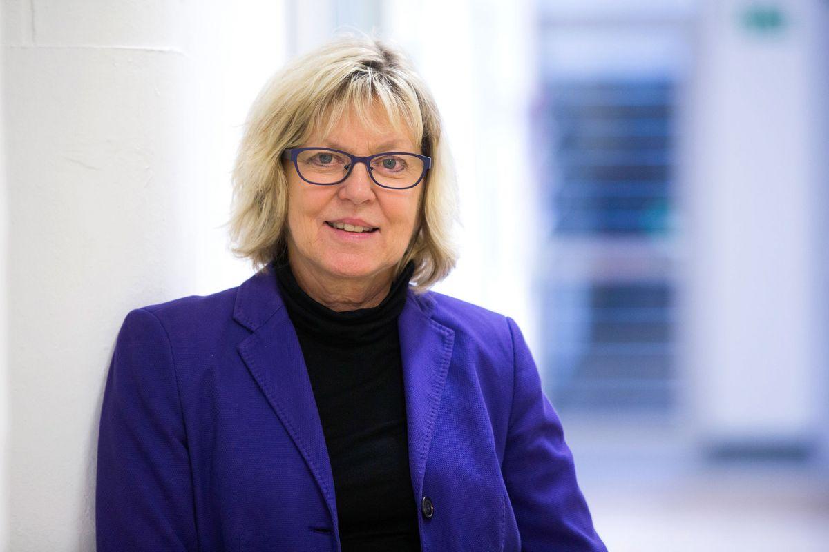 Prof. Dr. Ursula Bylinski  (Foto: FH Münster/Wilfried Gerharz)