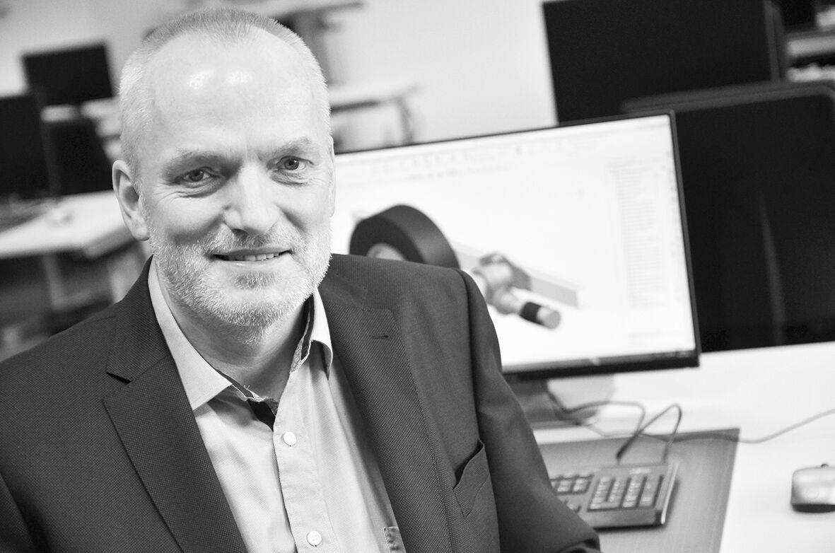Prof. Dr.-Ing. Klaus Baalmann  (Foto: Theresa Gerks)