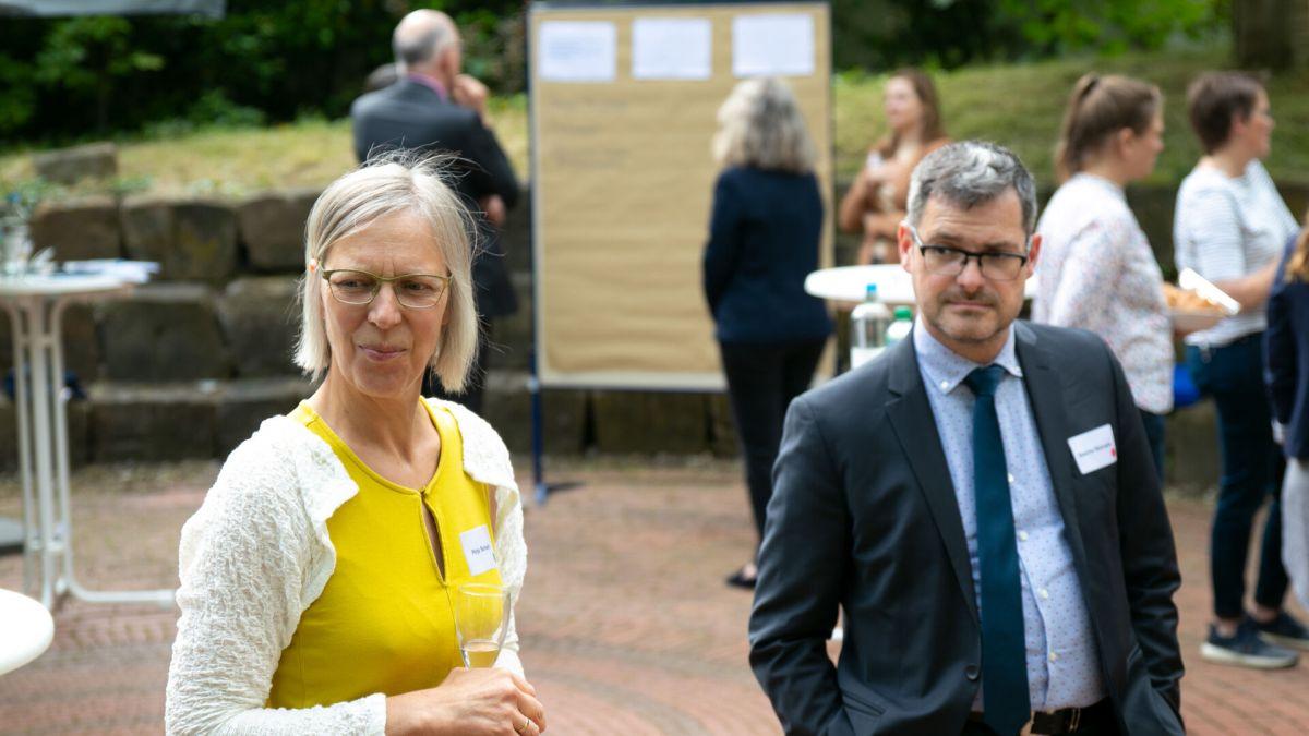 Prof. Dr. Pirjo Susanne Schack  (Foto: Foto: FH Münster/Dzemila Muratovic)