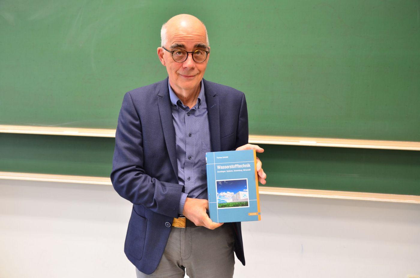 Prof. Dr.-Ing. Thomas Schmidt